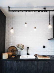 online interior design living room, e-design, italian interior design, italianbark, industrial style kitchen