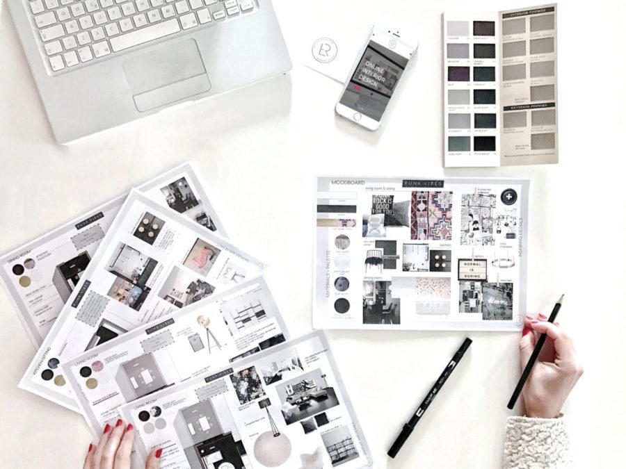 online interior design living room, e-design, italian interior design, italianbark