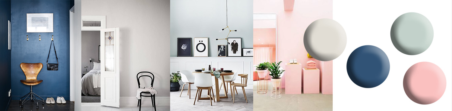 INTERIOR TRENDS | 4 Top Colours To Refresh Your Home This Summer