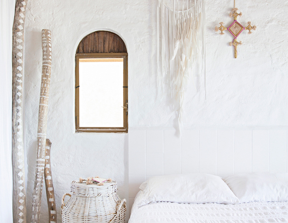 summer home tours boho chic home in mexico - Chic Home Design