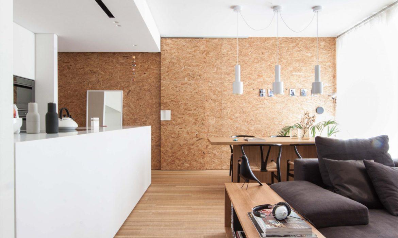 Italian minimalism in interior design
