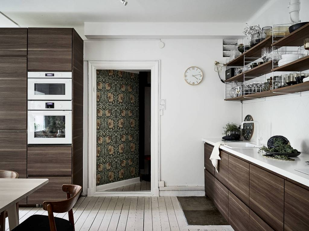 HOME TOUR | An autumn interior in Sweden