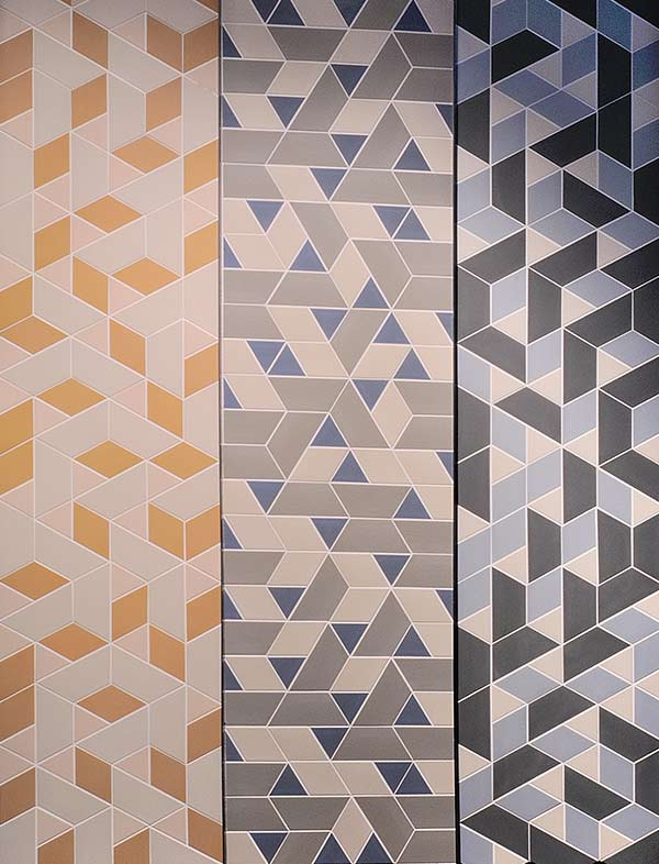 ITALIAN DESIGN | Cersaie 2017 New + Noted in Tiles and Ceramic