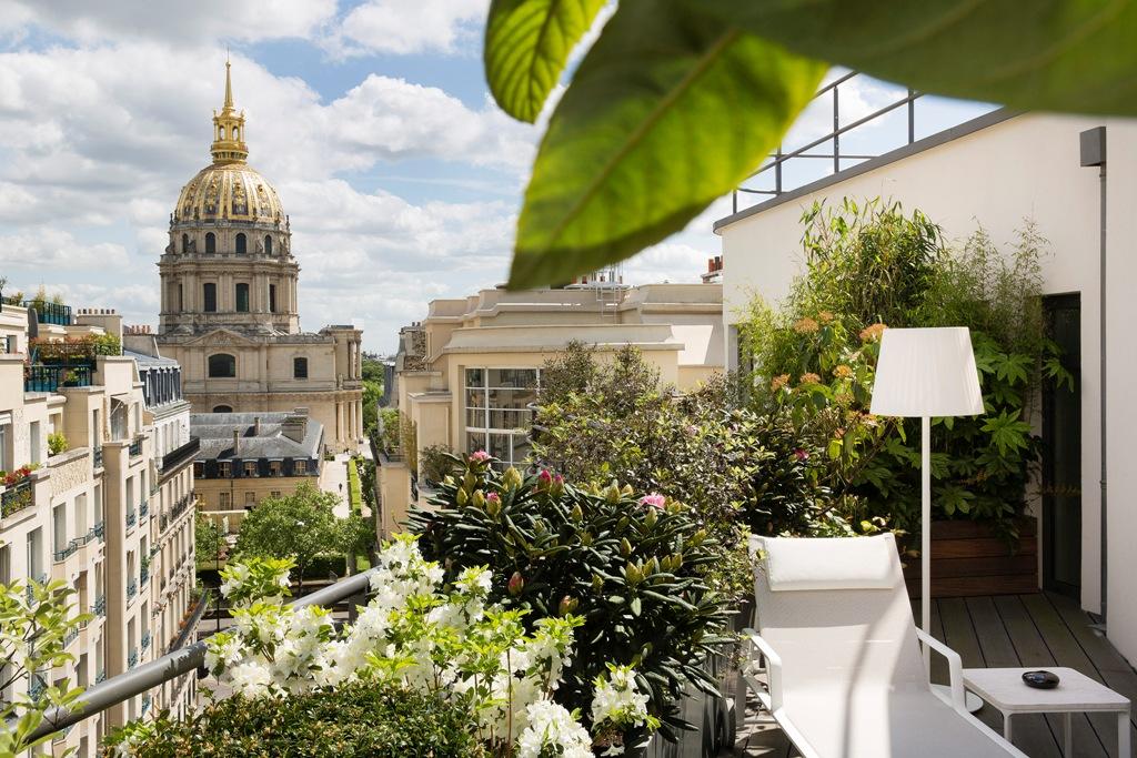 A new design hotel in paris rive gauche for Design hotels paris