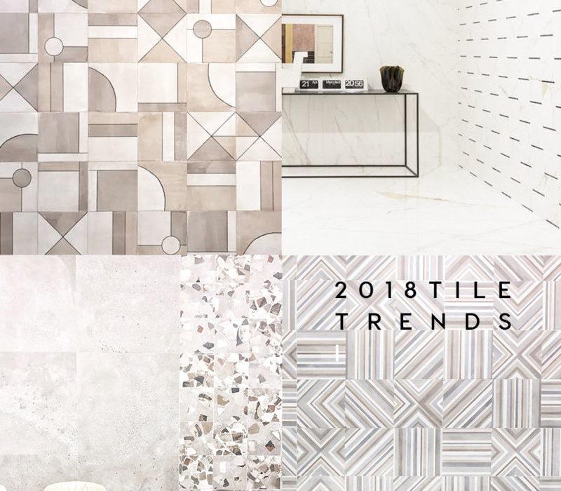 tile trends 2018, novità cerasie, tendenze cersaie 2017