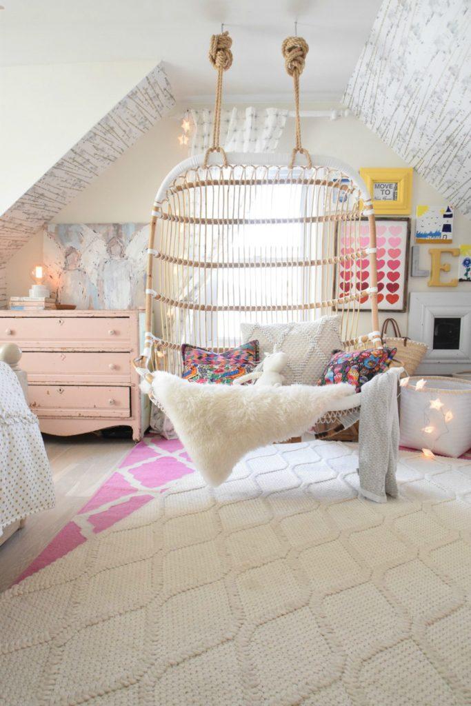Girl Bedroom Color Ideas