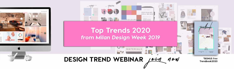 interior trends 2020, design trend webinar