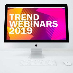 design trend webinars