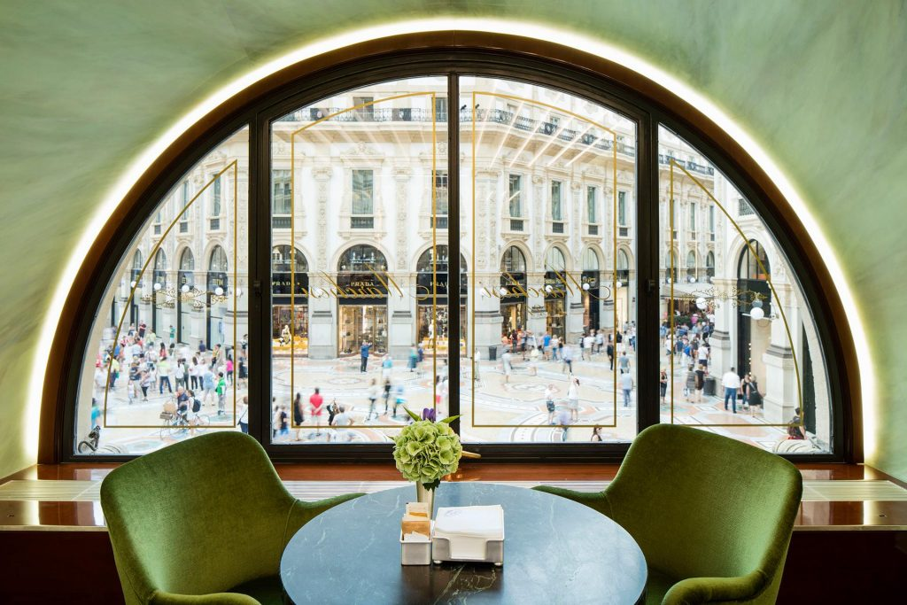 MILAN INTERIORS | Discover one of the Best Design Cafes in ...