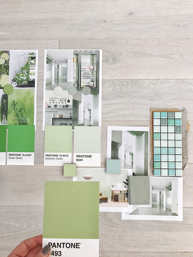 Amazing Interior Color Trends The New Pastel Greens From Imm Interior Design Ideas Clesiryabchikinfo