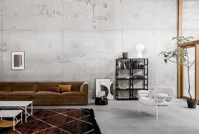 Wabi Sabi Trend 2018 | Interior Wall Finishes