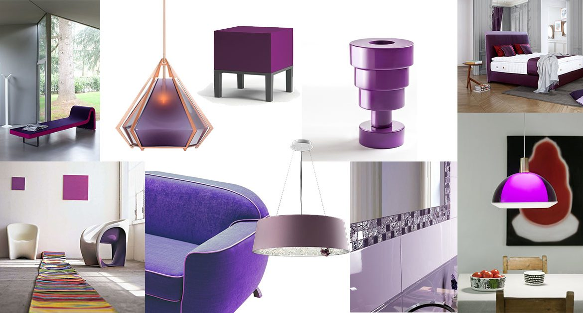 pantone 2018 designs, homeware ultraviolet, ultra violet home decor, italianbark interior design blog