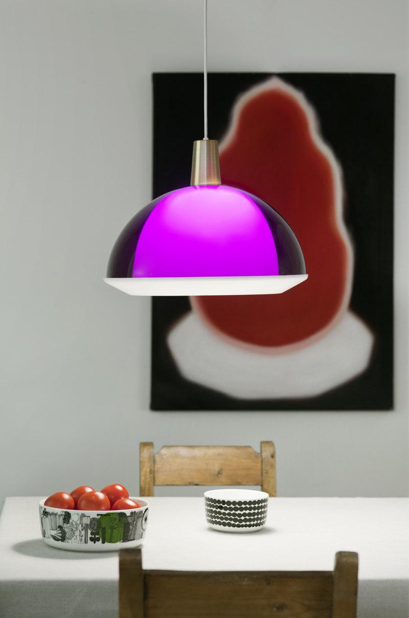 Innolux, Kuplat, purple lamp