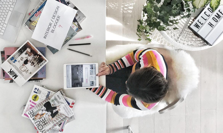 design blogger italiani, interior design blogger, italian design blog, blog interior design italia, make money as a blogger