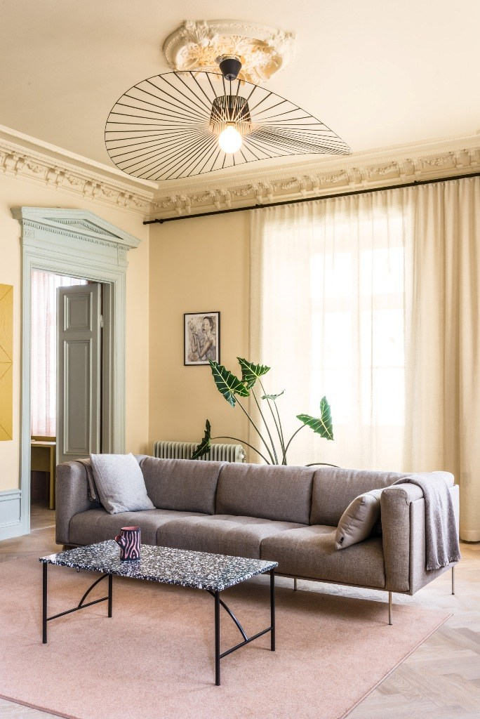 Interior color trends 2019   Pastel interiors and more ...