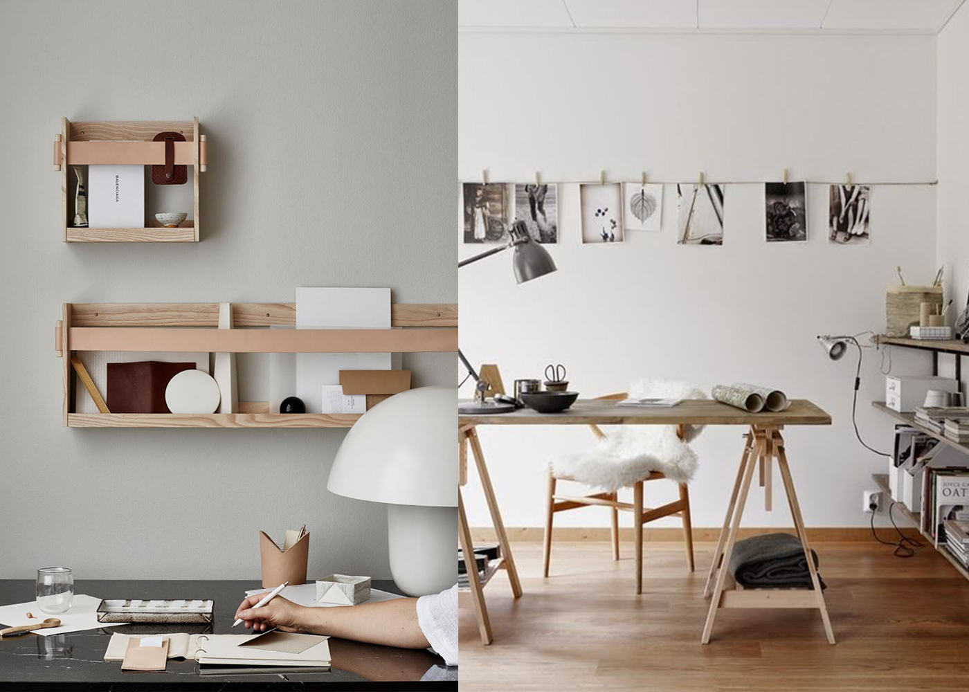 5 cool home office decorating ideas for a workspace restyling for Interiors design blog