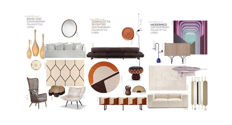 Arredamento Stile Hippie which are the new italian interior design trends at present?
