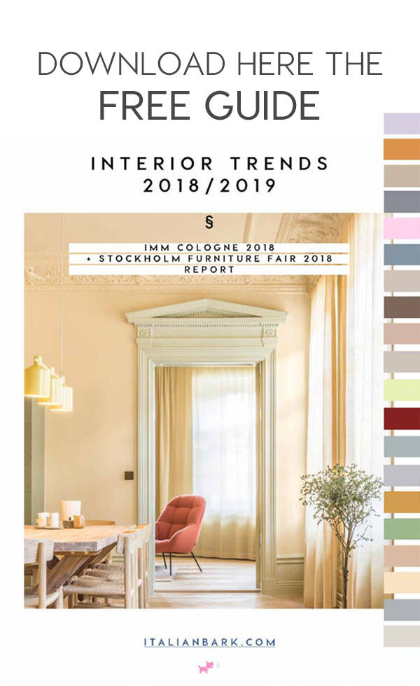 interior trends guide, interior trends 2019, stockholm fair trends, imm cologne, design fairs news
