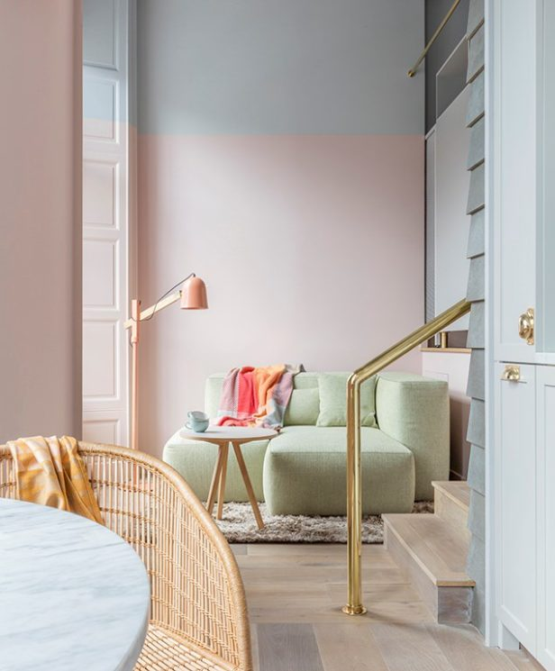 interior color trends 2019 pastel interiors and more color trends