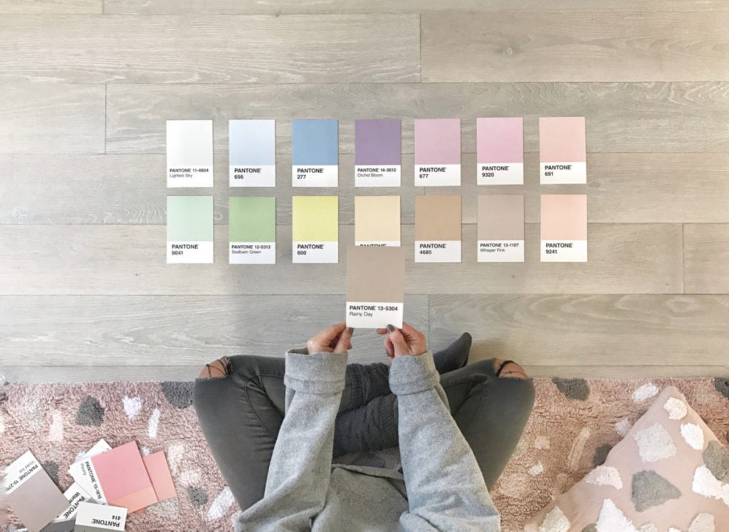 A Roundup Of The Interior Color Trends For 2019, As Seen At The Stockholm  Furniture Fair 2018, Starting From The New Pastel Color Trend.