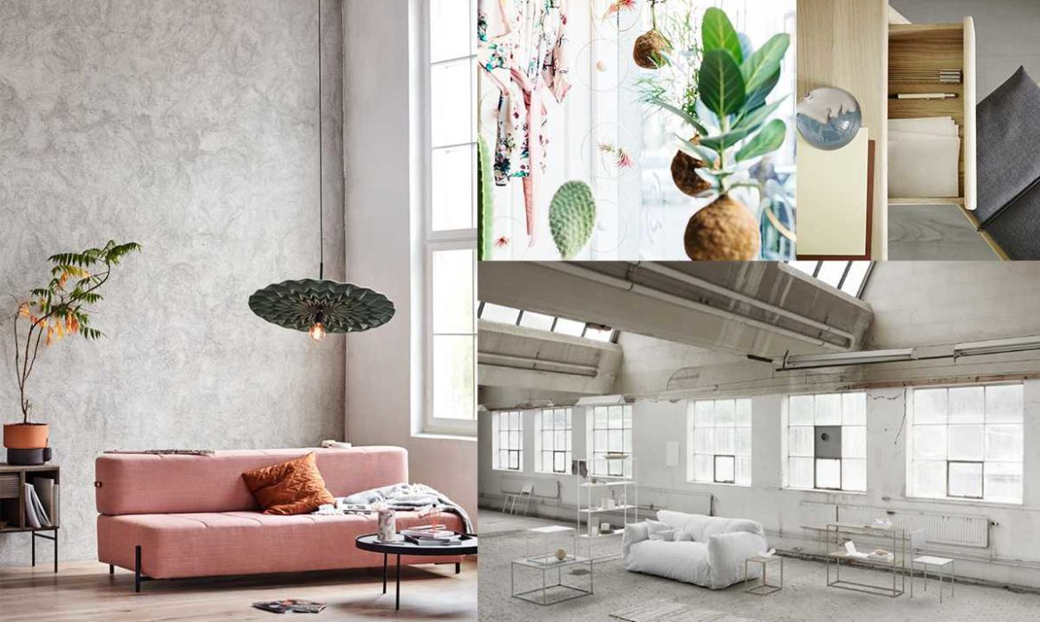 Top Scandinavian furniture Brands as seen at the Stockholm design week and furniture fair on italianbark.com