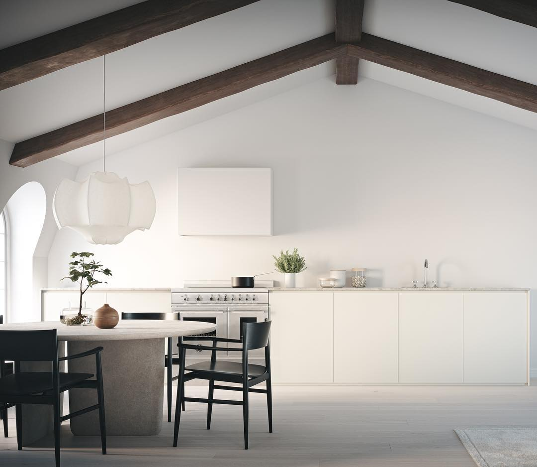 7 Top Features About Scandinavian Kitchen Design