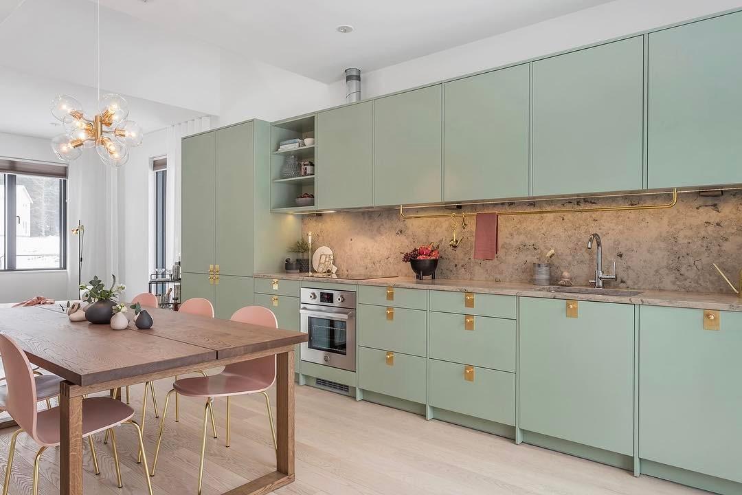 7 Top Features About Scandinavian Kitchen Design