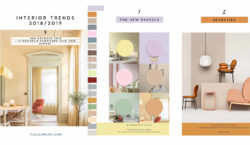 INTERIOR DESIGN TRENDS | The New 2018/2019 Downloadable Guide is…