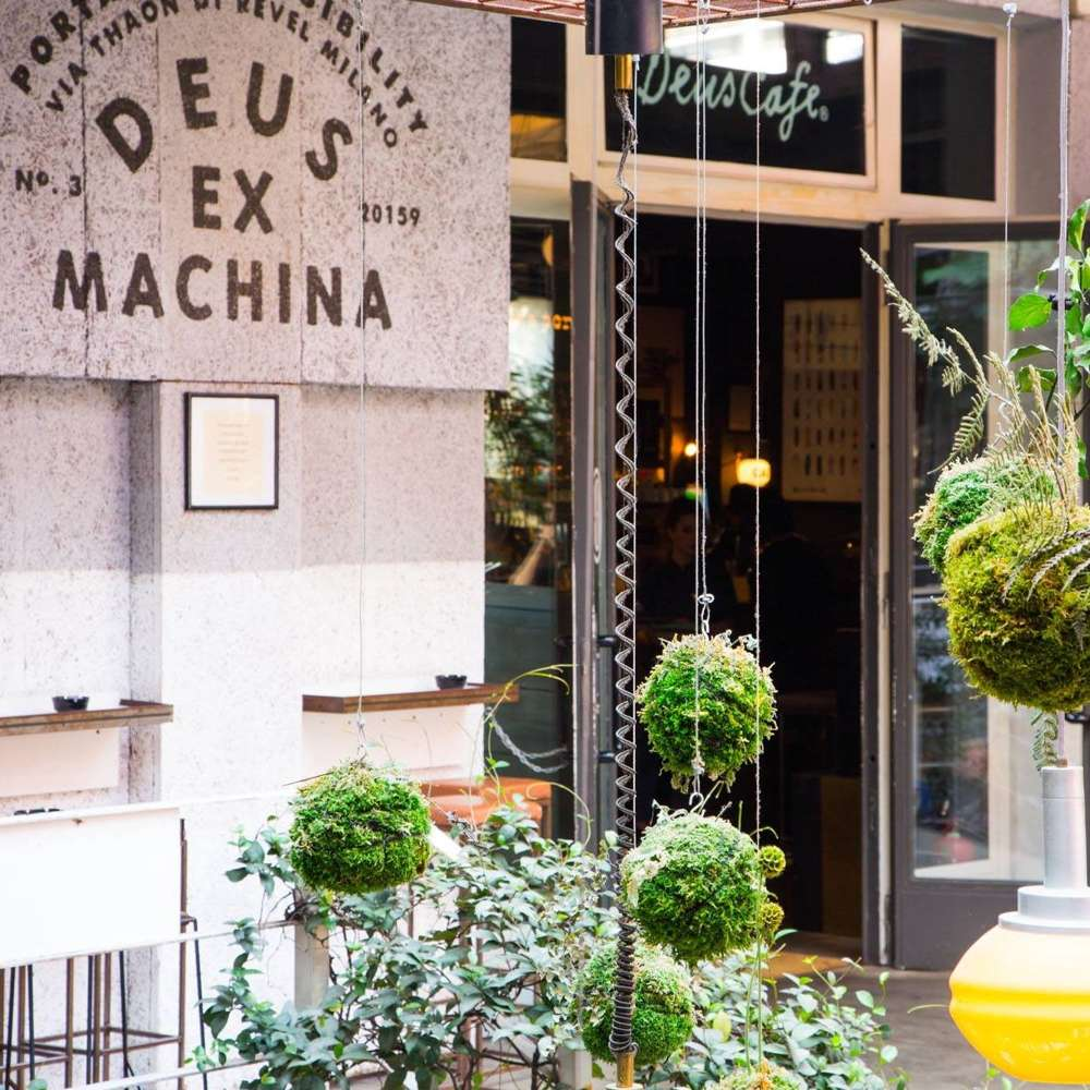 milan design guide, where to drink aperitivo, , deus cafe