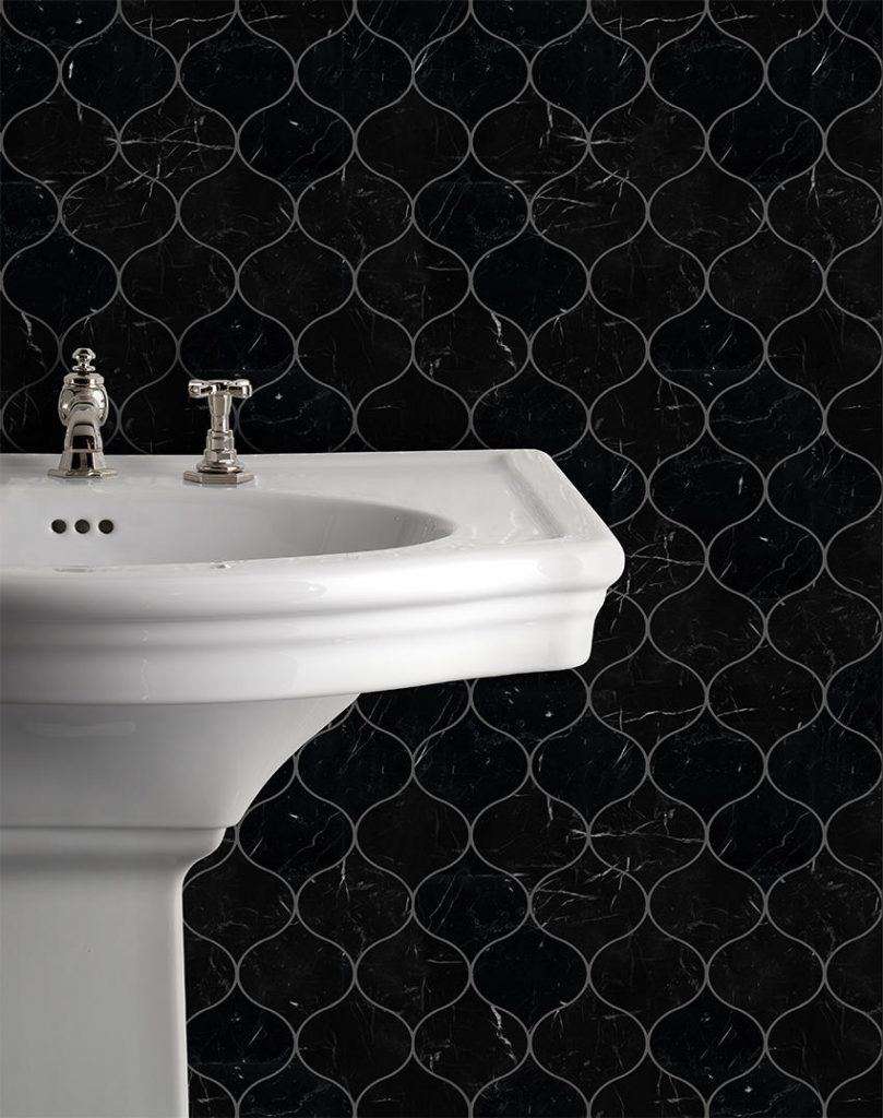 Bathroom Trend Black And White Bathroom Decor For A Timeless Style