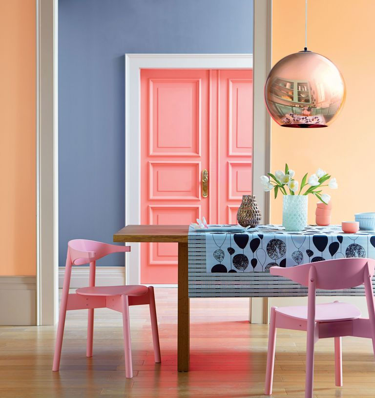 Interior trends how will be decorating home this spring