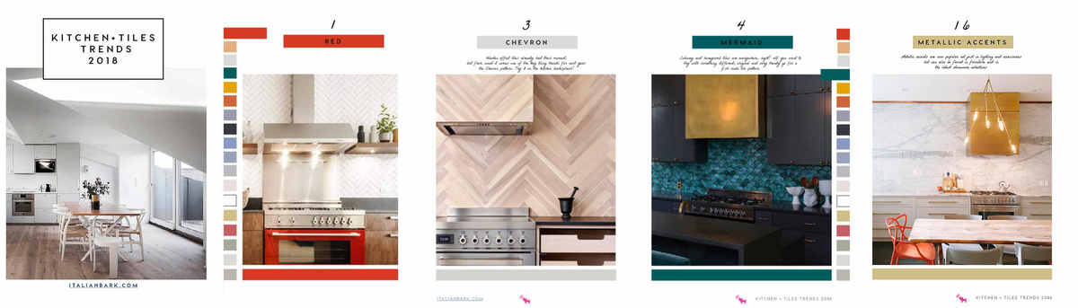 Kitchen Design Trends 2018 Download The Free Guide And Be Inspired
