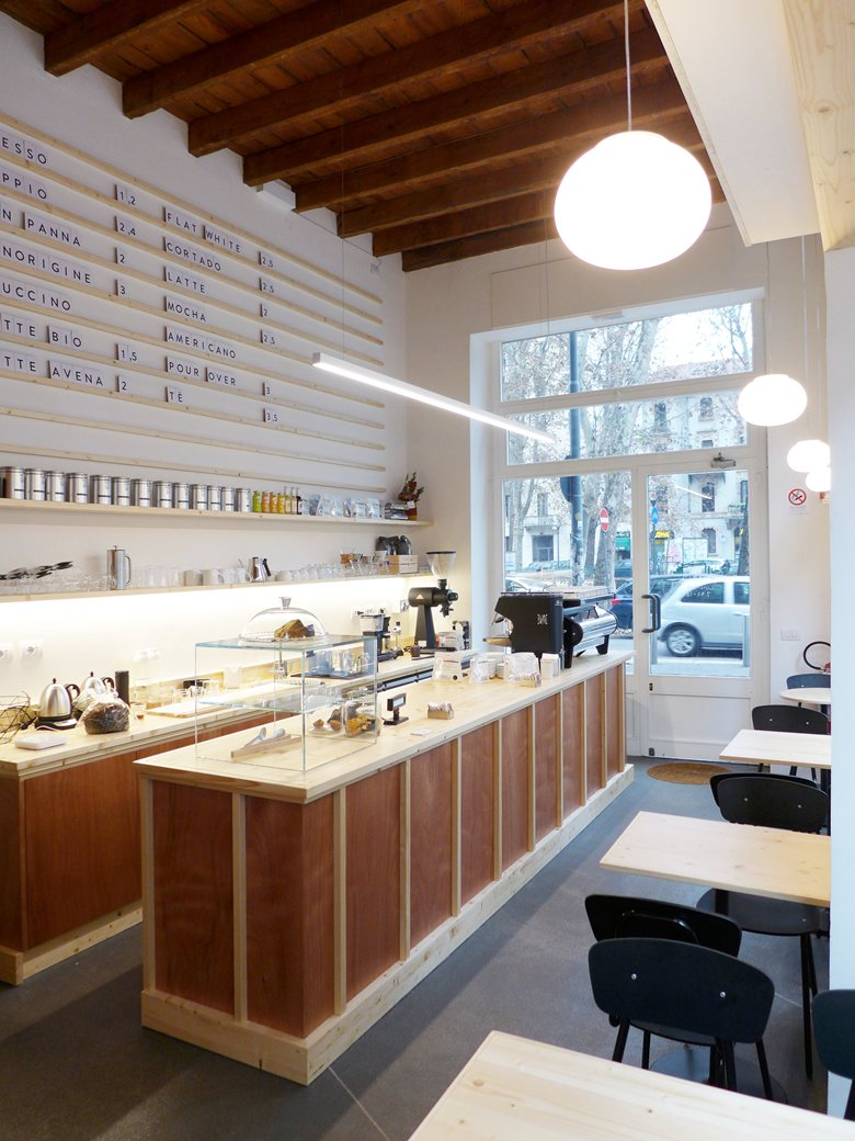 milan city guide, where to drink coffee in milan, orsonero