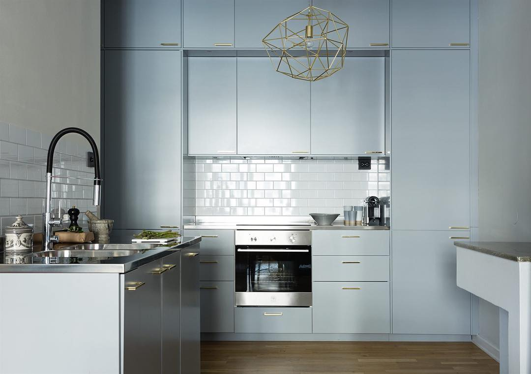 How to set up the Perfect Minimalist Kitchen in Scandinavian Style