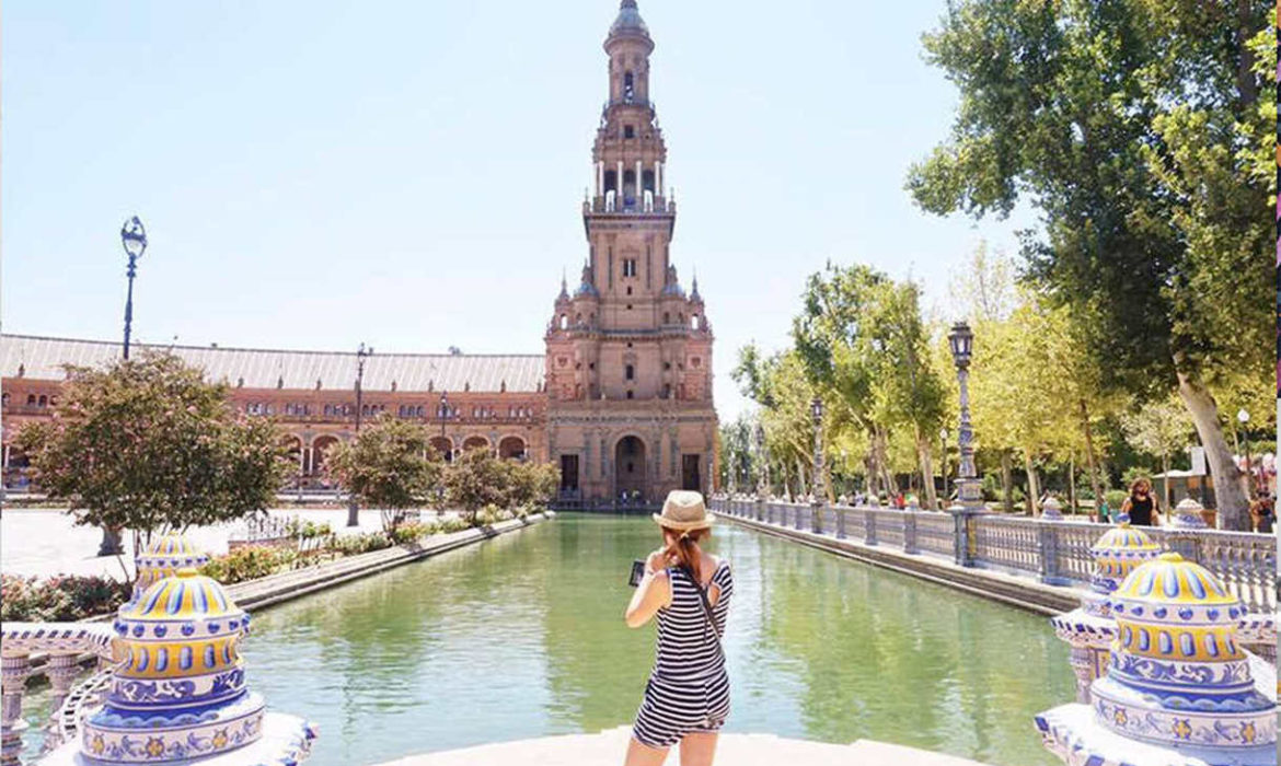visit seville top travel destination 2018, design hotels seville, sevilla things to do, plaza espana sevilla