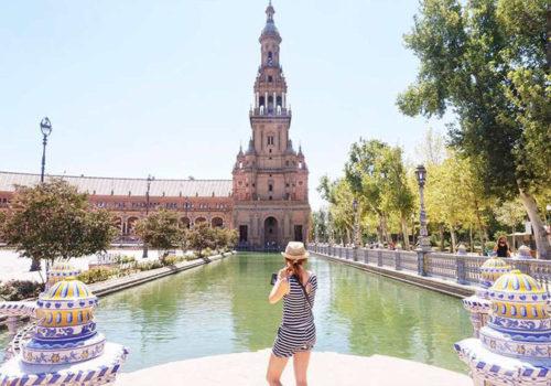 visit seville top travel destination 2018, design hotels seville, sevilla things to do, plaza espana sevilla