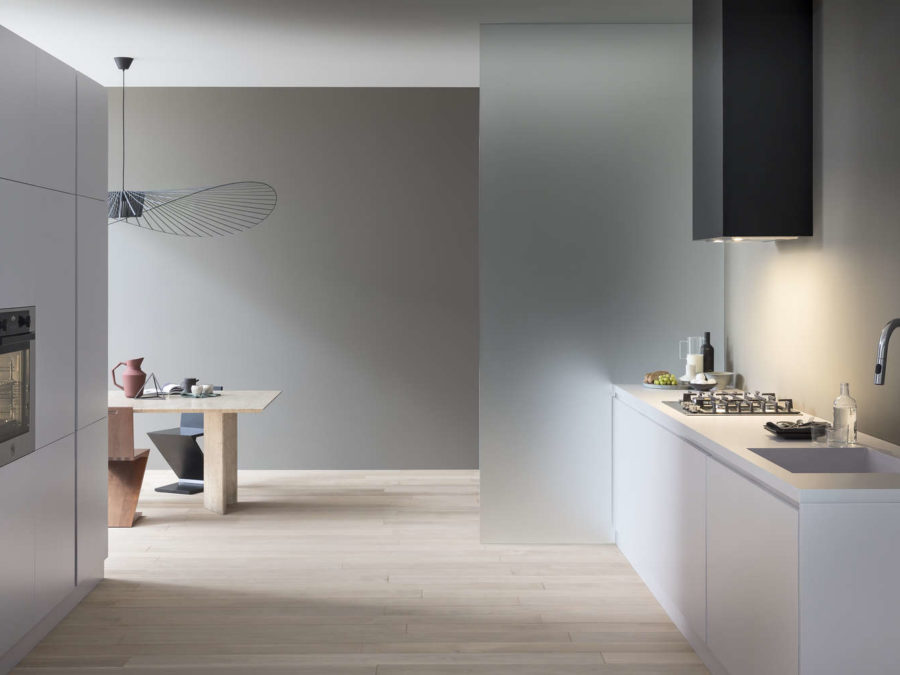Italian Design The New Kitchen Series By Bertazzoni At Eurocucina 2018