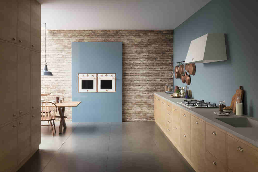SALONE DEL MOBILE 2018 | new Italian design kitchen by Bertazzoni