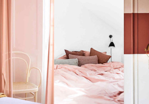 The colour everybody seems to Love now in interiors (and it's not Pink)