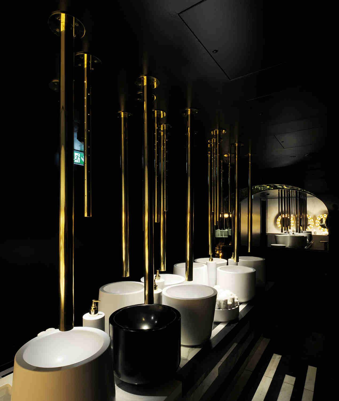 The 5 Coolest Toilet Designs In London's Restaurants