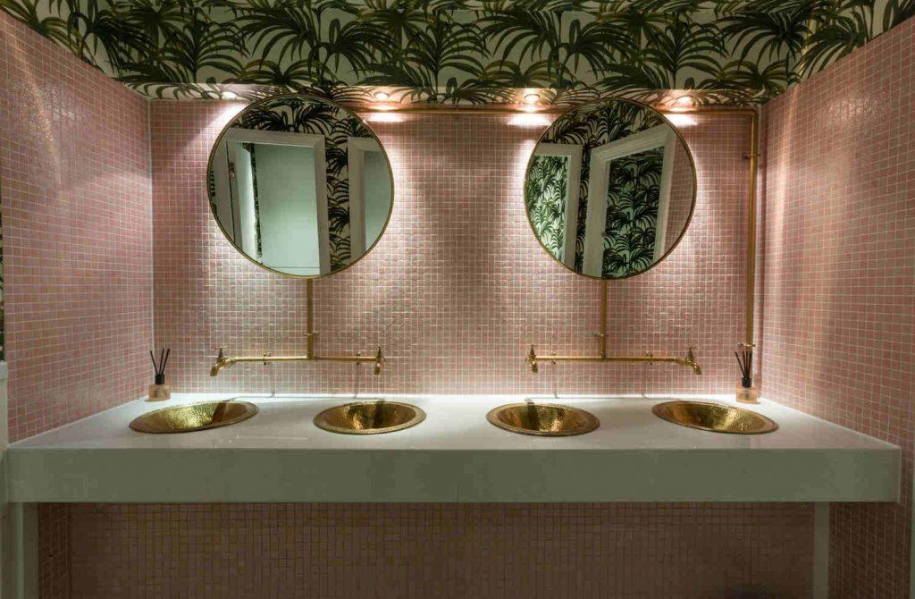 The 5 Coolest Toilet Designs In London S Restaurants