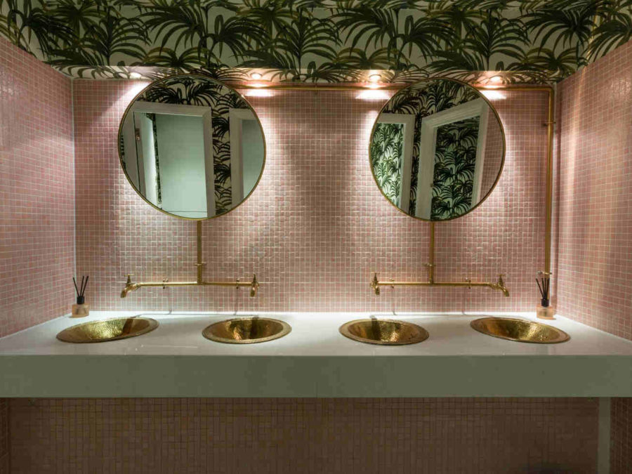 The coolest toilet designs in london s restaurants