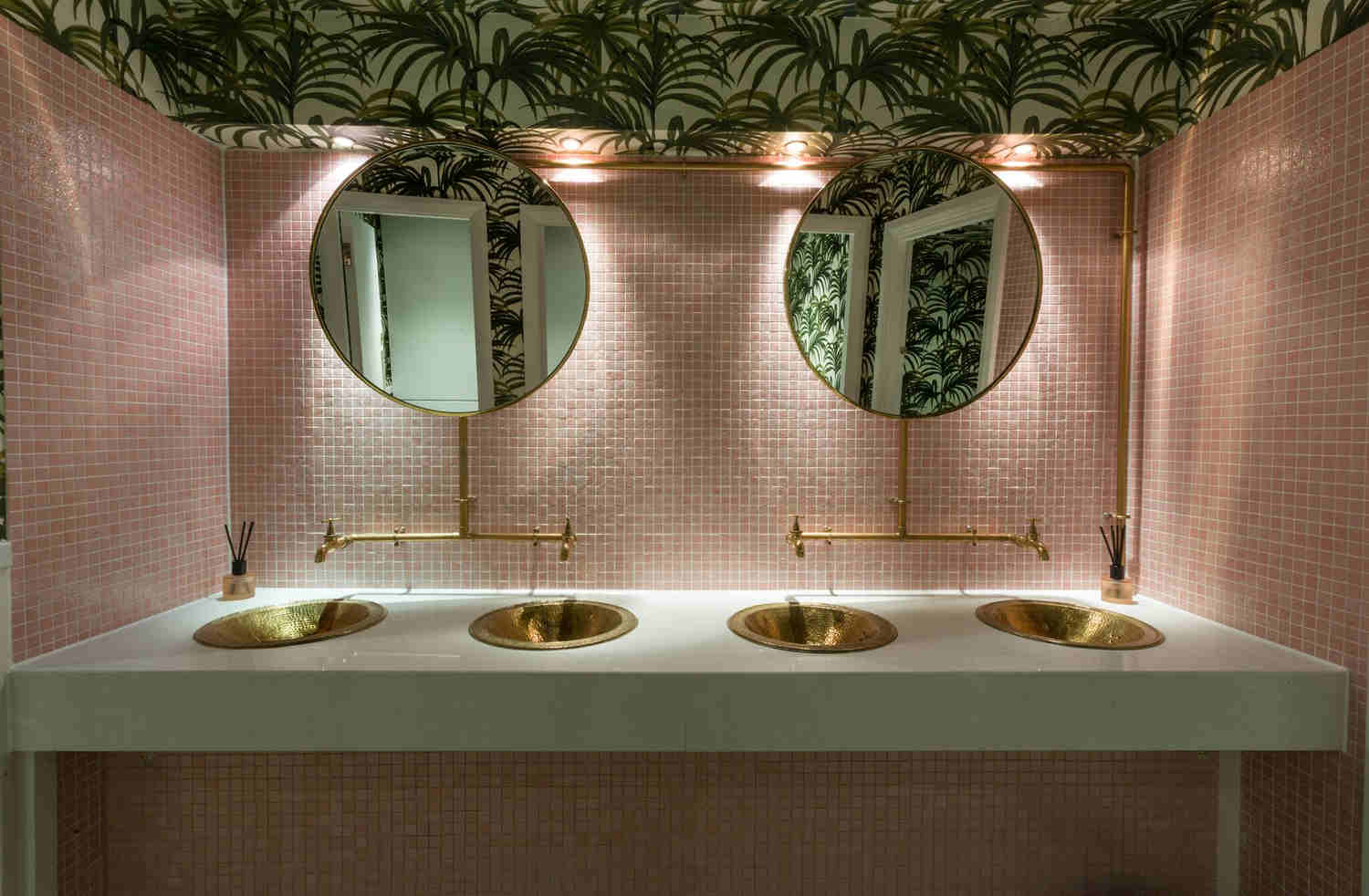 Londonu0027s Fanciest Restaurant Toilets | The TOP 5