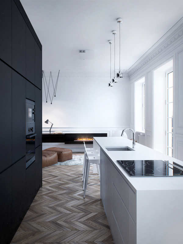 What 39 s the difference between modern and contemporary design for Difference between modern and contemporary