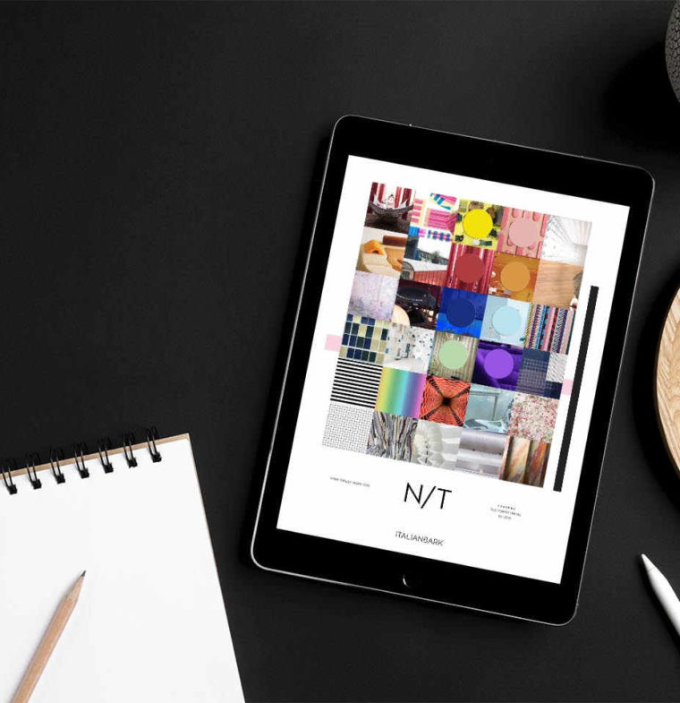 The latest news and trends on interiors and design in one eBook : N/T is Online
