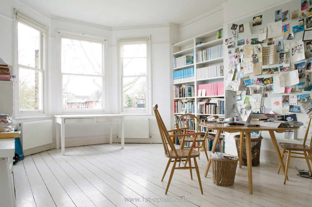 Shaker Style Beautiful Home Styling In London