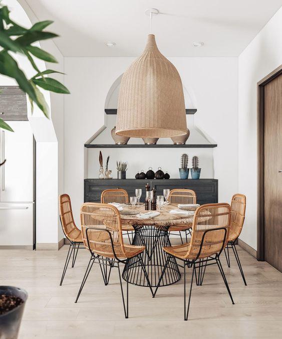 20 Tropical Dining Room Ideas For 2018: 8 Scandi-Boho Decor Ideas For A Summer Home