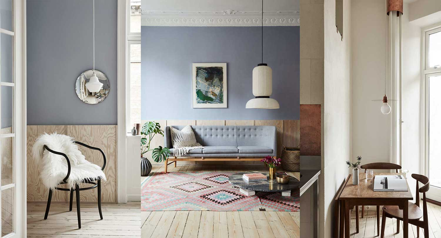 scandinavian interior design scandinavian interior with surfaces and light blue walls 29884