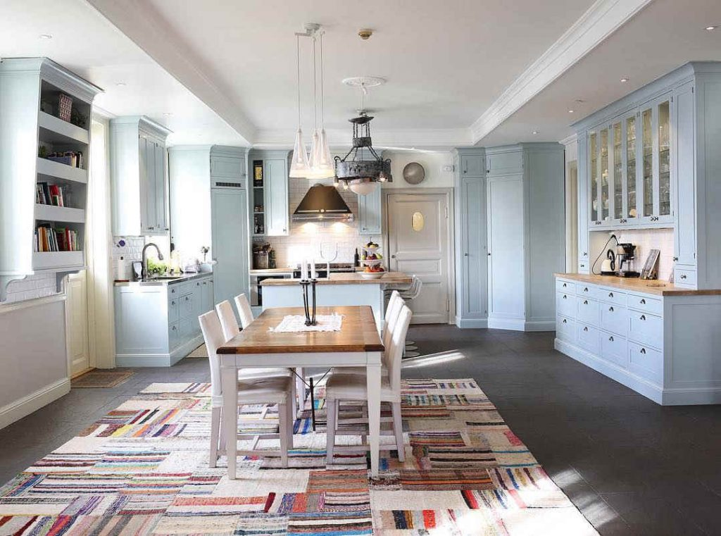Interior Trends The Revival Of Shaker Style In The Kitchen And More