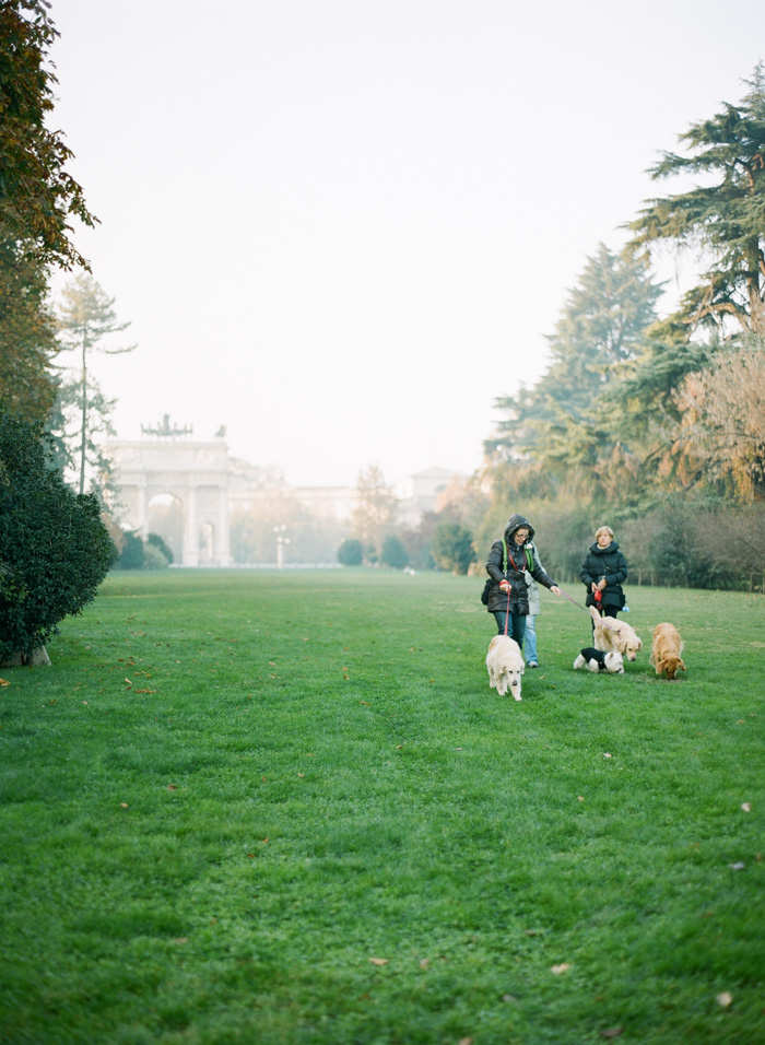 best parks in milan